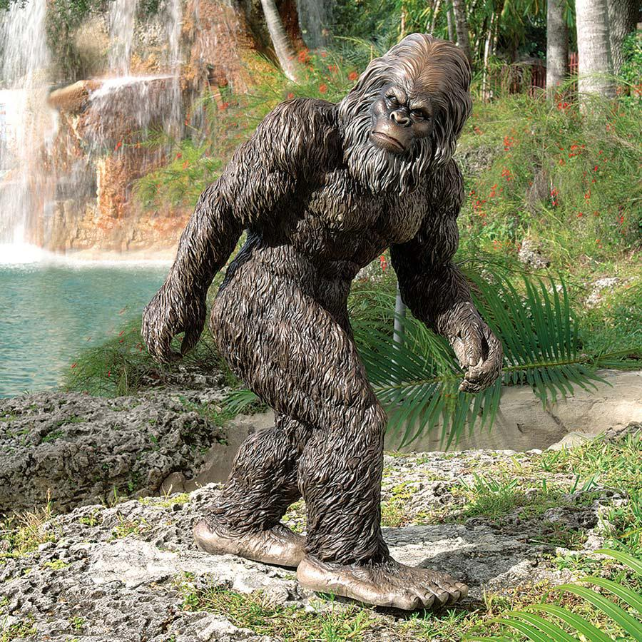 Searching For Bigfoot: How Large Is Your Online Footprint?